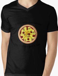Dunkey: Pepperoni Mens V-Neck T-Shirt