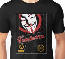 Nes For Vendetta Unisex T-Shirt