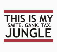 This is My Jungle by vertikilled