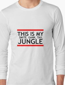 This is My Jungle Long Sleeve T-Shirt