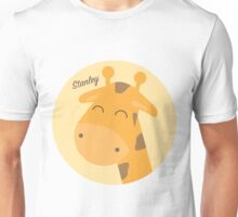 Stanley The Giraffe Unisex T-Shirt