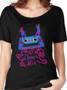90's Dance Mix  Women's Relaxed Fit T-Shirt