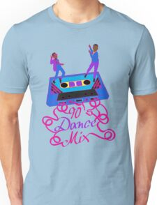 90's Dance Mix  Unisex T-Shirt