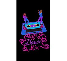 90's Dance Mix  Photographic Print