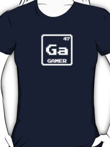 Element of the Gamer (White) T-Shirt