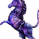 Unicorn Fantasy by Dawn B Davies-McIninch