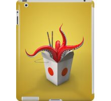 Takeout? iPad Case/Skin