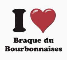 I Heart Braque du Bourbonnais by HighDesign