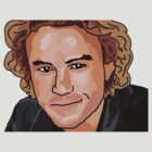 Heath Ledger by Grainwavez