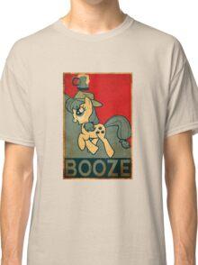 Applejack Booze Classic T-Shirt