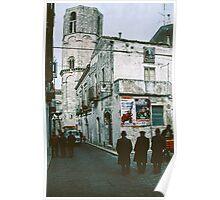 Torre dei Giganti 979 Monte S Angelo 19840405 0033  Poster