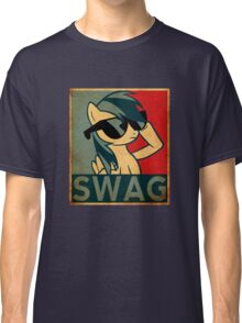 Rainbow Dash Swag Classic T-Shirt
