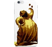 The nightmare before Christmas : Oogie Boogie iPhone Case/Skin