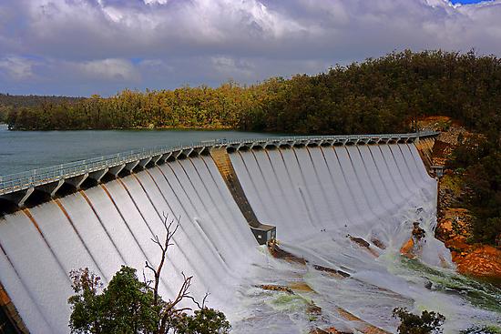Wellington Dam - Collie Western Australia by EOS20