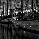 Tall Ships by Keith Midson