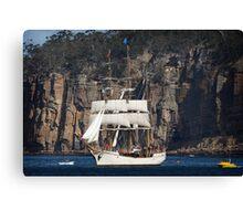 Sailing Ship Europa Canvas Print
