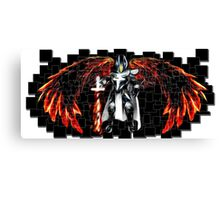Angel of Fire Canvas Print