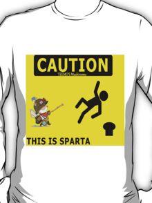 Caution: Teemo's mushrooms T-Shirt
