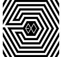 EXO-K 'Overdose' Maze Photographic Print