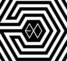 EXO-K 'Overdose' Maze by ikpopstore