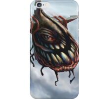 Fly 1: Monster Security level 1 iPhone Case/Skin