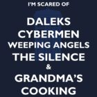Doctor Who scary cooking by Paulscho