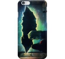 The Crack In Time iPhone Case/Skin