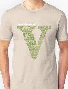 GTA V - One Last Job T-Shirt