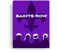 3rd Street Saints Canvas Print