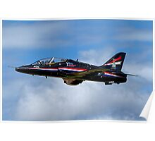 Royal Air Force BAe Systems Hawk T1 Poster