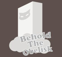 Behold the Obelisk by GenericGlobula