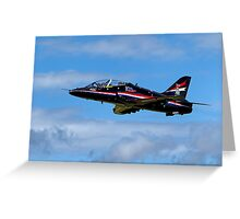 Royal Air Force BAe Hawk T1 Greeting Card