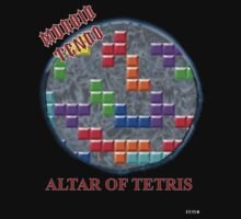 Altar of Tetris by EvilutionE5150