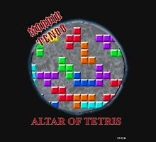 Altar of Tetris Unisex T-Shirt
