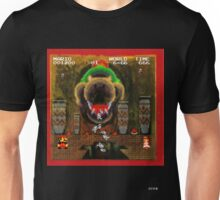 Bowser in the Abyss Unisex T-Shirt
