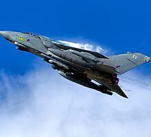 Royal Air Foce Panavia Tornado GR4 by Andrew Harker