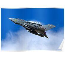 Royal Air Foce Panavia Tornado GR4 Poster
