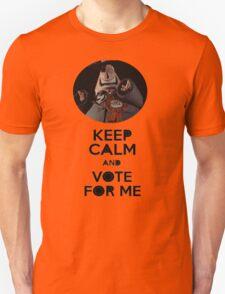 The nightmare before Christmas : the Mayor Unisex T-Shirt