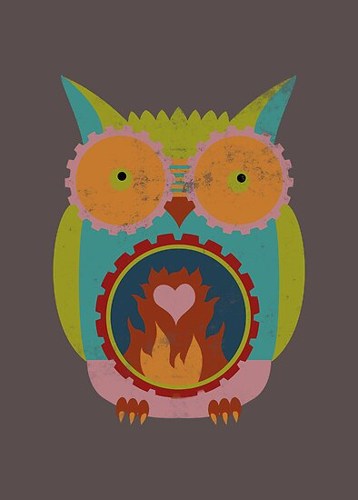 hoot hoot by Kate H