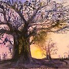 African Baobab by Vandy Massey