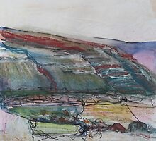 World's End, Llangollen by Fiona Mill