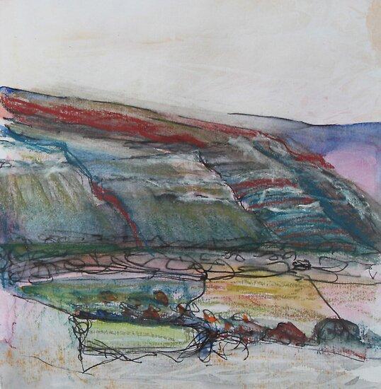 World's End, Llangollen by Fiona Mill