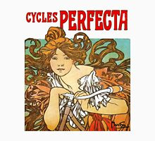 Mucha - Cycles Perfecta Unisex T-Shirt
