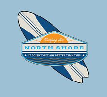 Surfing the North Shore Unisex T-Shirt