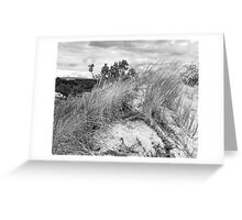 Dune Fauna  Greeting Card