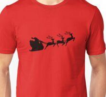 Santa Sleigh Unisex T-Shirt