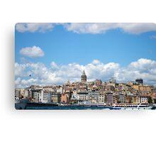 Istanbul 3 Canvas Print