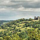 Riber Castle - Matlock  by Sarah Couzens