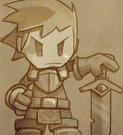 Stonehearth Knight Sticker
