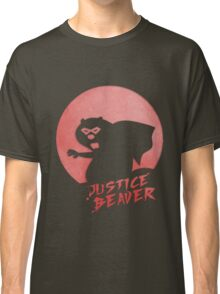 Justice Beaver Classic T-Shirt